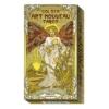 Kép 1/5 - Golden Art Nouveau Tarot