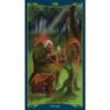 Kép 10/13 - Tarot of the Celtic Fairies (Kelta tündérek Tarot-ja)