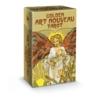 Kép 1/5 - Mini Golden Art Nouveau Tarot