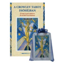 Crowley tarot  könyv és kártyacsomag
