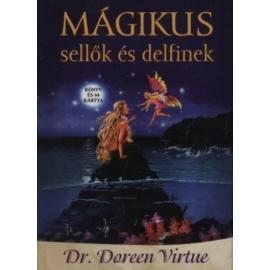 Mágikus sellők és delfinek - Könyv és 44 kártya - Doreen Virtue