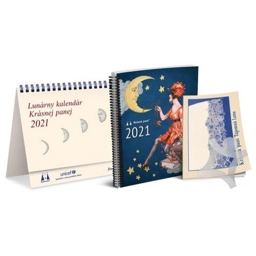 Szépasszony lunáris kalendáriuma 2021