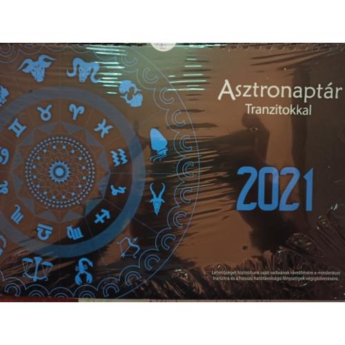 Asztronaptár tranzitokkal 2021