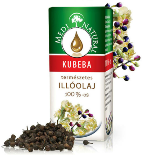 MediNatural Kubeba illóolaj (10ml)