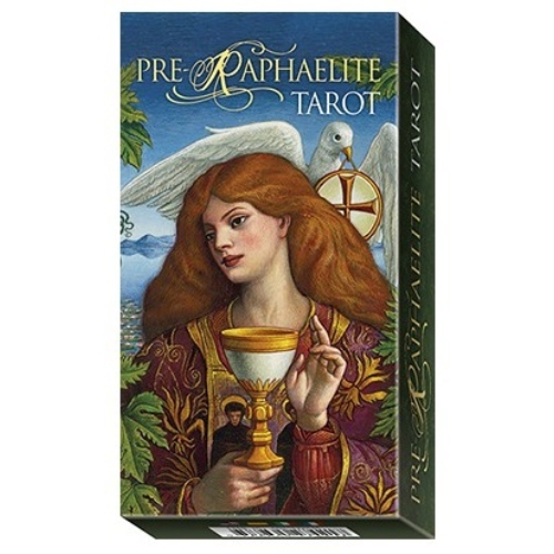 Pre-raphaelite tarot (Preraffaelita Tarot kártya)