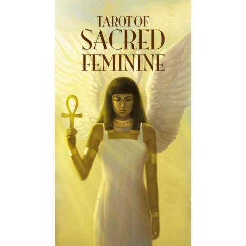 Tarot of Sacred Feminine (Szent Nőiség Tarot-ja)