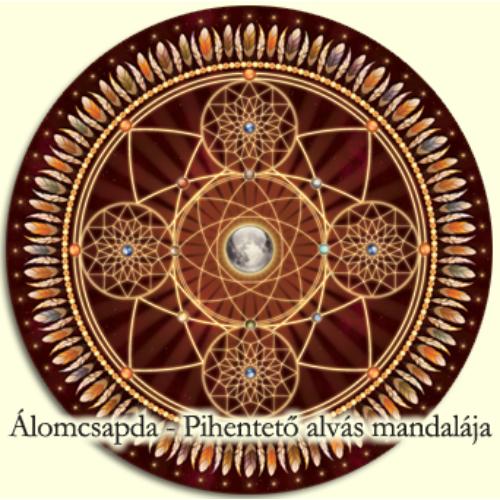 Álomcsapda - Pihentető alvást, nyugodt álmot segítő mandala