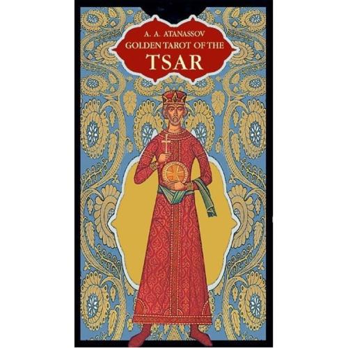 Golden Tsar tarot