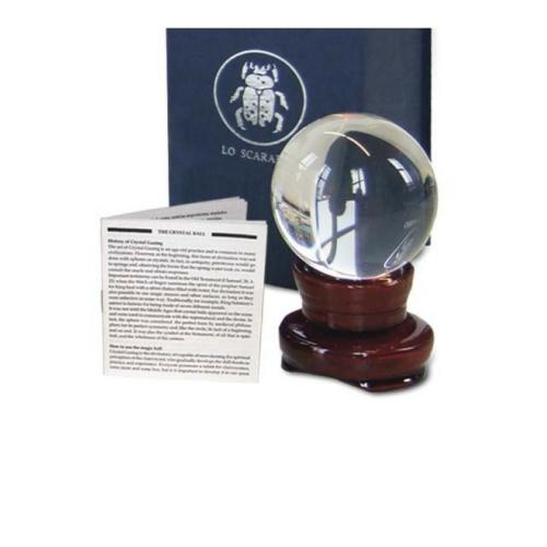 Kristálygömb - 8 cm átmérőjű