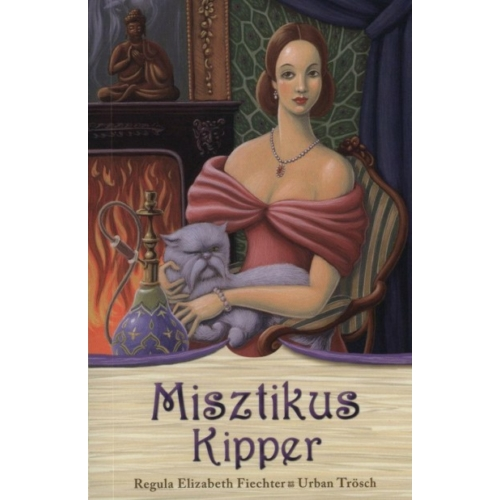 Misztikus Kipper - Könyv és 36 Kipper-jóskártya - Regula Elizabeth Fiechter
