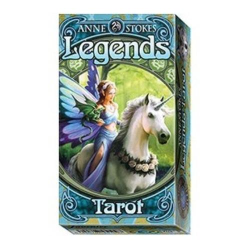 Legends tarot - Anne Stokes