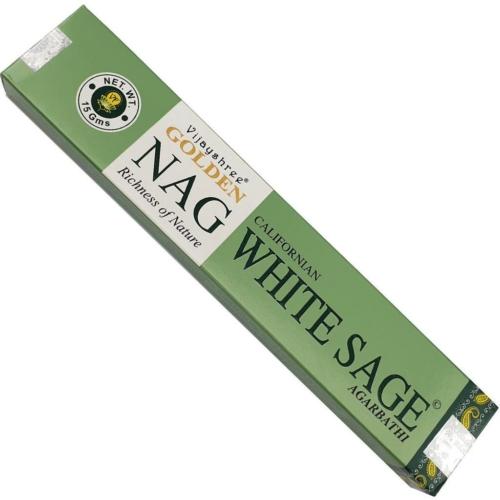 Golden Nag Whie Sage